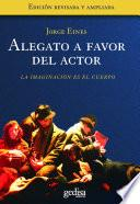 Libro de Alegato A Favor Del Actor