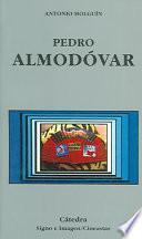 Libro de Pedro Almodóvar