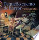 Libro de Pequeño Cuento De Horror Y Otros Relatos