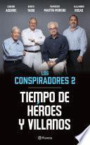 Libro de Tiempo De Héroes Y Villanos