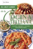 Libro de La Cocina Italiana