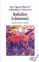 Libro de Radicalizar La Democracia