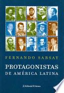 Libro de Protagonistas De América Latina