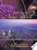 Libro de Paula Perdida En New York