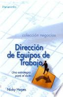 Libro de Dirección De Equipos De Trabajo