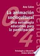 Libro de La Animación Sociocultural