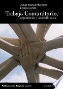 Libro de Trabajo Comunitario, Organización Y Desarrollo Social