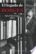 Libro de El Legado De Borges.