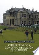 Libro de Clubes Privados