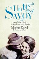 Libro de Un Té En El Savoy