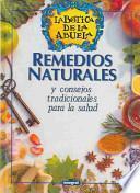 Libro de La Botica De La Abuela