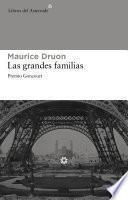 Libro de Las Grandes Familias
