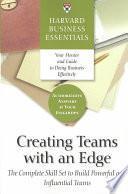Libro de Como Crear Equipos Efectivos