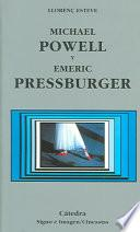 Libro de Michael Powell Y Emeric Pressburger
