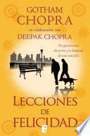 Libro de Lecciones De Felicidad