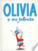 Libro de Olivia Y Su Banda