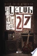 Libro de El Club De Los 27