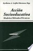 Libro de Acción Socioeducativa