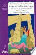 Libro de Cuentos Del Teatro Griego