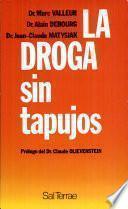 Libro de La Droga Sin Tapujos