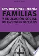Libro de Familias Y Educación Social