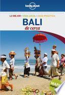Libro de Bali De Cerca 2