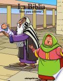 Libro de La Biblia Libro Para Colorear 3