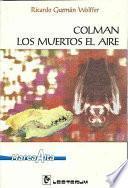 Libro de Colman Los Muertos El Aire