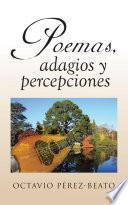 Libro de Poemas, Adagios Y Percepciones