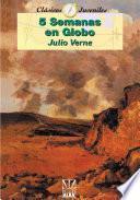 Libro de Cinco Seamanas En Globo