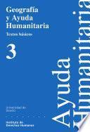Libro de Geografía Y Ayuda Humanitaria