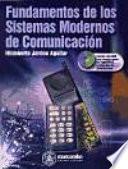Libro de Fundamentos De Los Sistemas Modernos De Comunicación