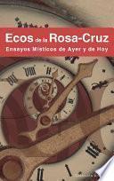 Libro de Ecos De La Rosa Cruz