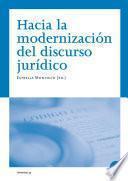 Libro de Hacia La Modernización Del Discurso Jurídico (ebook)