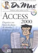 Libro de Dr. Max: Access 2000