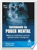Libro de Incremente Su Poder Mental