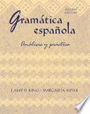 Libro de Gramática Española
