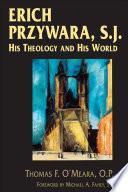 Libro de Erich Przywara, S.j.
