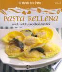 Libro de Pasta Rellena / Stuffed Pasta