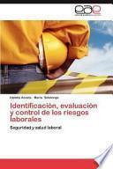 Libro de Identificación, Evaluación Y Control De Los Riesgos Laborales