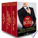 Libro de Mi Jefe, 3 Romances Eróticos Con Su Patron