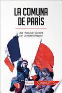 Libro de La Comuna De París