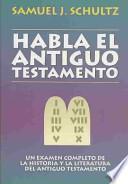 Libro de Habla El Antiguo Testamento
