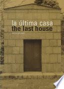 Libro de La Última Casa