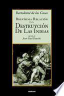 Libro de Brevísima Relación De La Destruyción De Las Indias