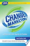 Libro de Change Marketers