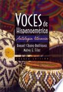 Libro de Voces De Hispanoamérica