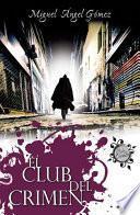Libro de El Club Del Crimen