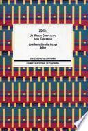 Libro de 2025, Un Marco Competitivo Para Cantabria