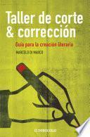 Libro de Taller De Corte Y Corrección